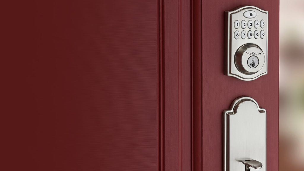 smart locks for your home