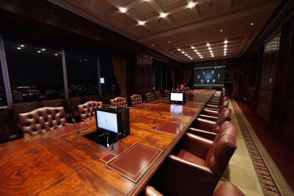 board room technology