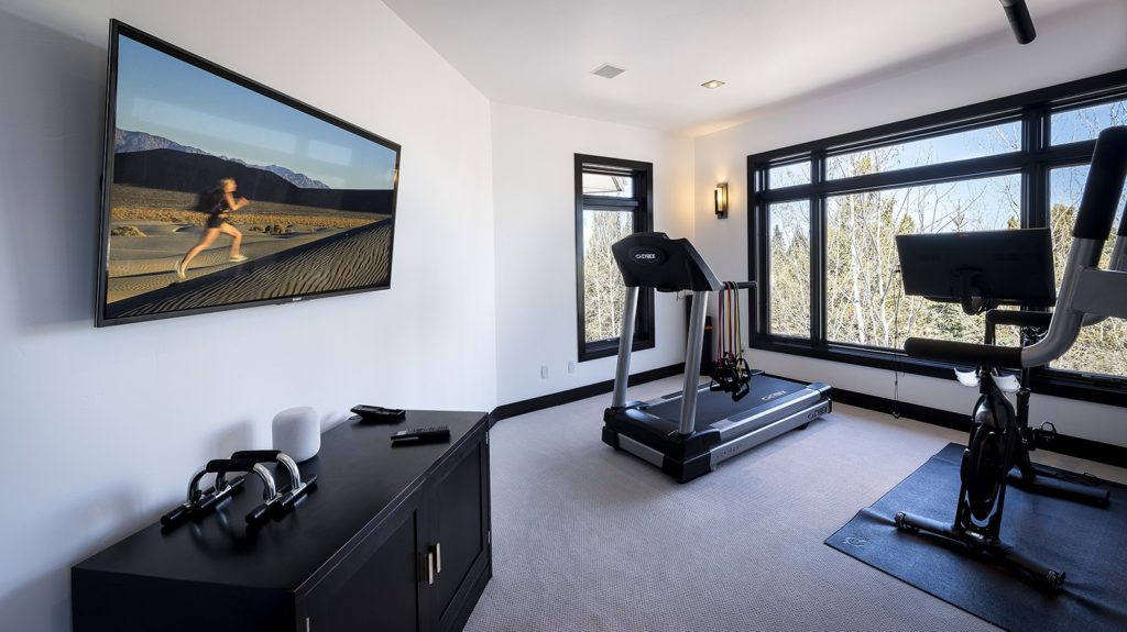 home fitness and training room bend oregon