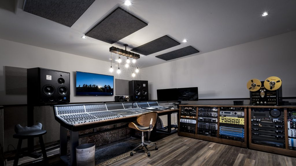 custom recording studio bend oregon