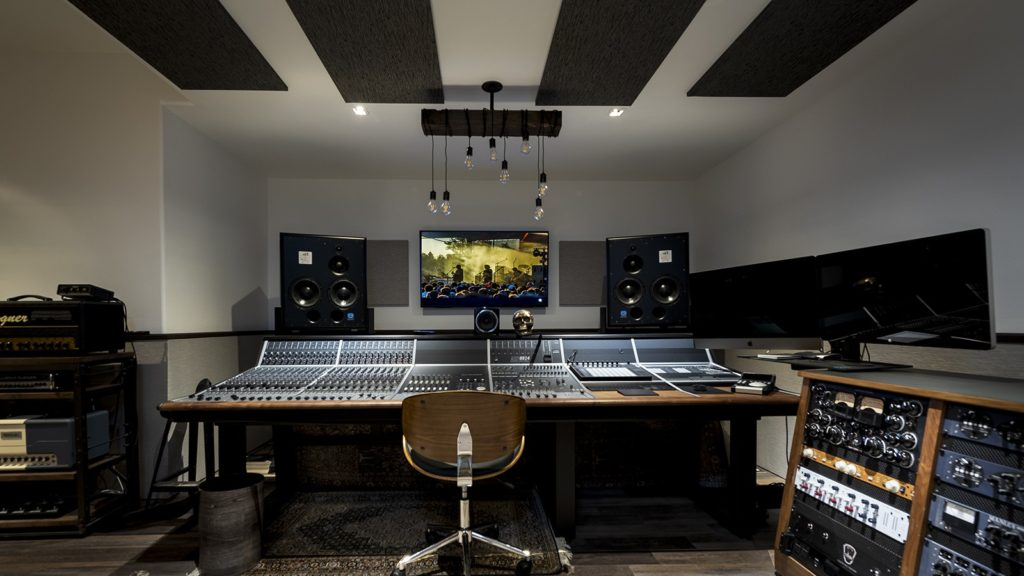 custom music recording studio bend oregon