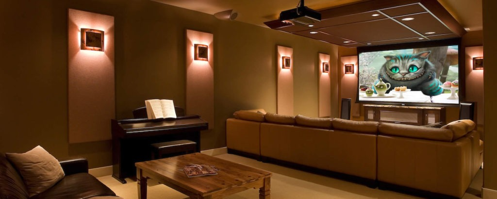 Home Theater, A/V System, Acoustic Treatments, Home Automation